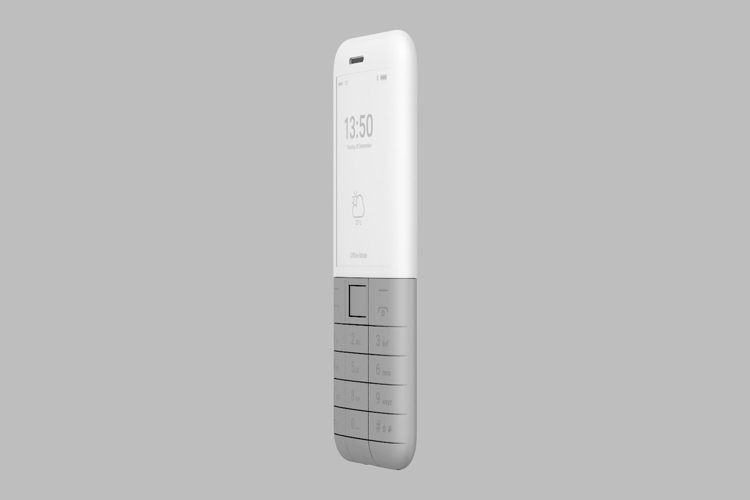 Blond Industrial Design Studio London Offline Phone.